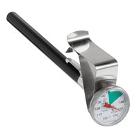 Comark T200L 5 inch Hot Beverage and Frothing Thermometer, 100 to 200 Degrees Fahrenheit