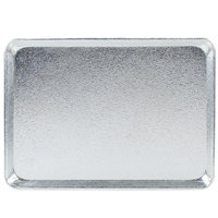 Chicago Metallic 40917 Silver Full Size Bakery Display Tray - 18 inch x 26 inch