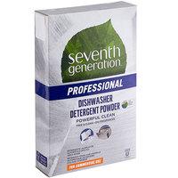 Seventh Generation 44736 Professional Free & Clear 75 oz. Dishwasher Detergent Powder