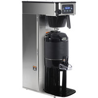 Bunn 53100.0101 BrewWISE ICB-DV Tall Infusion Series Stainless Steel Automatic Coffee Brewer - Dual Voltage