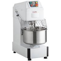 Estella SM20 20 qt. / 30 lb. Two-Speed Spiral Dough Mixer - 120V, 2 HP