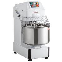 Estella SM30 30 qt. / 45 lb. Two-Speed Spiral Dough Mixer - 120V, 2 HP