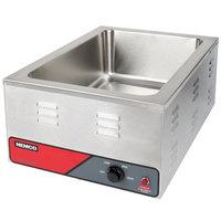 Nemco 6055A 12 inch x 20 inch Countertop Food Warmer - 120V, 1200W