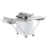 Estella DSF78 78 inch Floor Model Reversible Dough Sheeter - 120V, 3/4 hp