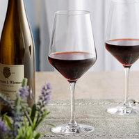Stolzle 3770035T Revolution 23 oz. Bordeaux Wine Glass   - 6/Pack