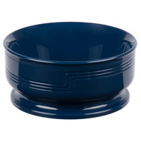 Cambro MDSB16497 Shoreline 16 oz. Navy Blue Entree Bowl - 48/Case