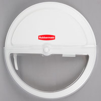 Rubbermaid FG9G7700WHT ProSave Rotating Lid with 3 Cup Scoop