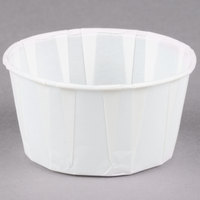 Solo SCC550 5.5 oz. Paper Souffle / Portion Cup - 5000/Case