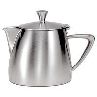 Oneida 88104821A Stiletto 17 oz. 18/10 Stainless Steel Short Spout Teapot