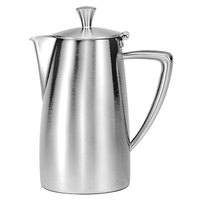 Oneida 88000609A Stiletto 17 oz. 18/10 Stainless Steel Short Spout Coffee Pot
