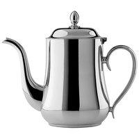 Oneida J0060661A Opera 64 oz. 18/10 Stainless Steel Long Spout Coffee Pot