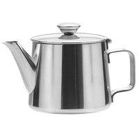 Oneida 30584820A Simplicity 21 oz. 18/10 Stainless Steel Teapot