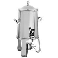 Oneida J0010821AR Noblesse 1.5 Gallon 18/10 Stainless Steel Coffee Chafer Urn