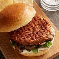 Beyond Meat 3 oz. Plant-Based Vegan Burger Patty - 64/Case