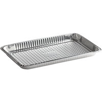 Choice Full Size Foil Steam Table Pan Shallow Depth - 50/Case