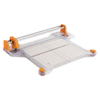 Fiskars 1775201001 ProCision 13 inch x 19 inch 20 Sheet Bypass Rotary Paper Trimmer