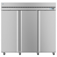 Hoshizaki F3A-FS 82 1/2 inch Solid Door Reach-In Freezer