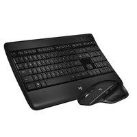 Logitech 920008872 MX900 Black Wireless Keyboard and Mouse Performance Combo