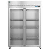 Hoshizaki R2A-FG 55 inch Glass Door Reach-In Refrigerator