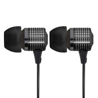 Bytech STHD1200 Black Earbuds with Microphone