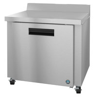 Hoshizaki WR36A 36 inch One Door Worktop Refrigerator