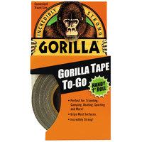 Gorilla Glue 6100104 1 inch x 10 Yards Black Gorilla Tape Roll