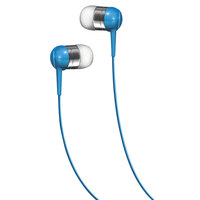 Maxell 190282 SEB Blue Silicone Earbuds
