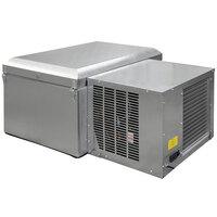Nor-Lake CPF150JC-E-4-EV Capsule Pak 45 3/4 inch Low Temperature Outdoor Walk-In Freezer Refrigeration System
