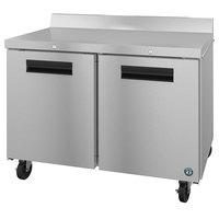 Hoshizaki WF48A-01 48 inch Two Door Worktop Freezer with Locks
