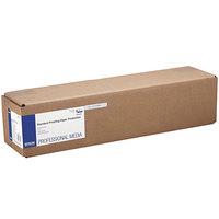 Epson S045314 100' x 24 inch White 9 Mil Semi-Matte Standard Proofing Paper