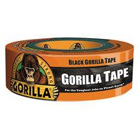 Gorilla Glue 6035181 1 7/8 inch x 35 Yards Black Gorilla Tape Roll