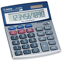Canon 5936A028AA LS-100TS 10-Digit LCD Portable Business Calculator