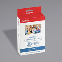 Canon 7739A001 Black / Tri-Color Ink Cartridge and Paper Combo Pack