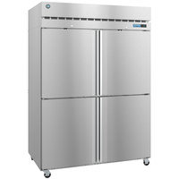 Hoshizaki F2A-HS 55 inch Half Solid Door Reach-In Freezer