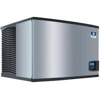 Manitowoc ID-0696N Indigo Series 30 inch Remote Condenser Full Size Cube Ice Machine - 612 lb.