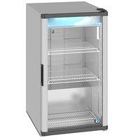 Hoshizaki RM-7-HC 21 inch Countertop Hinged Glass Door Refrigerated Merchandiser