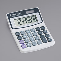 Canon 4075A007AA LS82Z 8-Digit LCD Minidesk Calculator