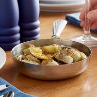 Vollrath 59762 15 oz. Round Mini Stainless Steel Fry Pan