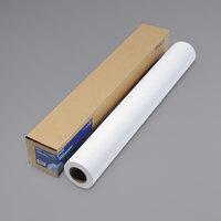 Epson S041596 100' x 36 inch Enhanced Matte White Photo Paper Roll