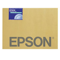 Epson S041598 30 inch x 24 inch White Enhanced Matte Posterboard - 10/Pack
