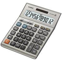 Casio DM1200BM 12-Digit LCD Silver Desktop Calculator