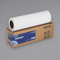 Epson S041725 100' x 17 inch Bright White Enhanced Matte Photo Paper Roll