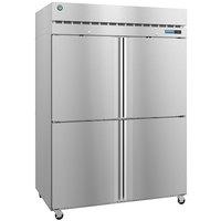 Hoshizaki R2A-HS 55 inch Half Solid Door Reach-In Refrigerator