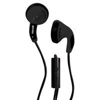 Maxell 199708 Black Colorbuds Earbuds with Microphone