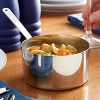 Vollrath 59779 18.6 oz. Round Mini Stainless Steel Sauce Pan