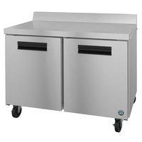 Hoshizaki WR48A 48 inch Two Door Worktop Refrigerator