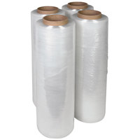 Universal UNV64721 18 inch x 1500' Handwrap High-Performance Pre-Stretched Pallet Wrap Film / Stretch Film   - 4/Case