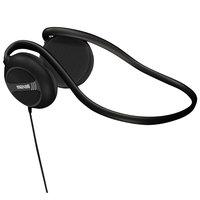 Maxell 190316 NB201 Black Stereo Neckband Headphones