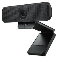 Logitech 960001075 C925E Black Webcam with Clip