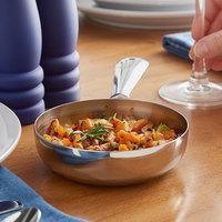 Vollrath 59760 10 oz. Round Mini Stainless Steel Fry Pan